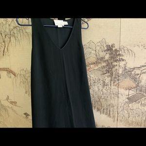 Cynthia Rowley LBD in silk